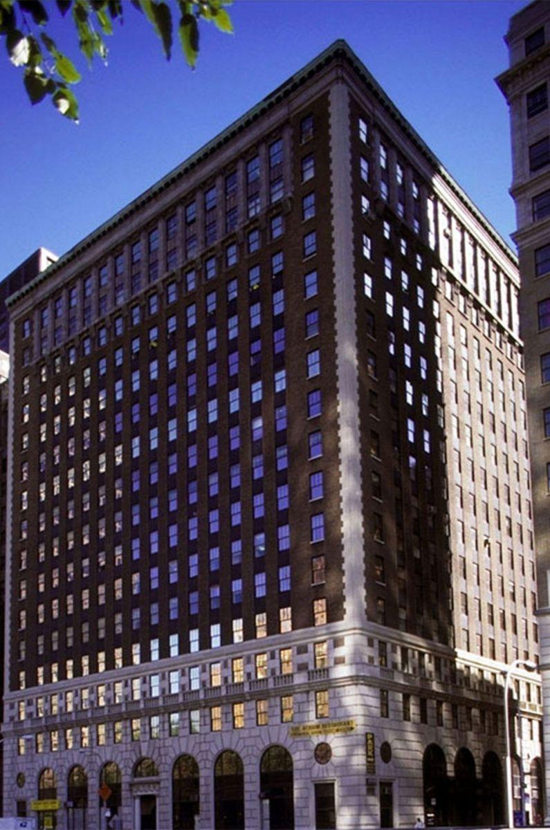 40 Rector Street New York New York